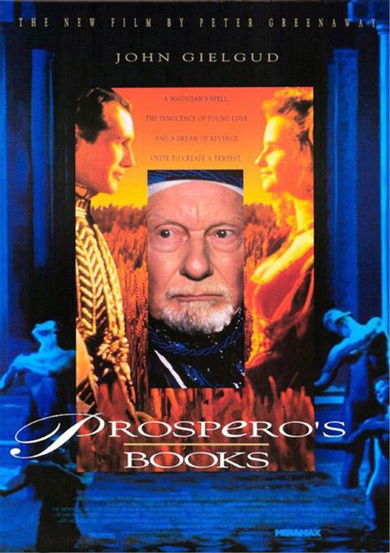Prosperos Books movie poster