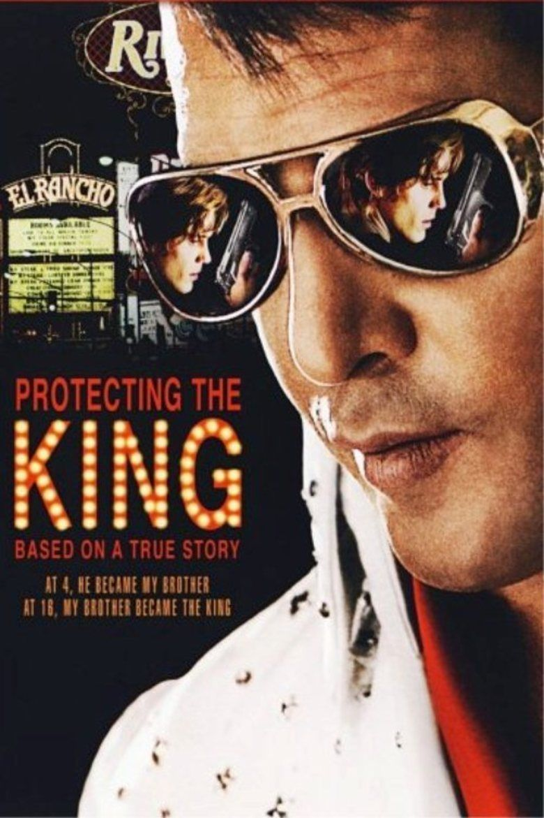 Protecting the King movie poster