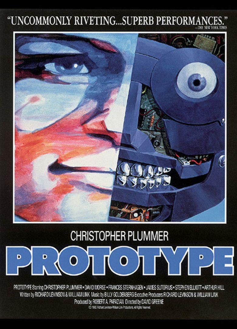 Prototype (1983 film) movie poster