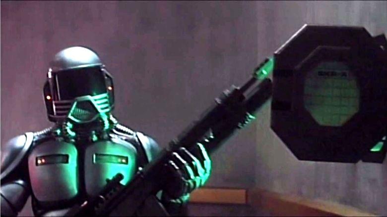 Prototype (1992 film) movie scenes