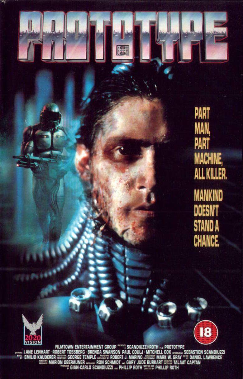 Prototype (1992 film) movie poster