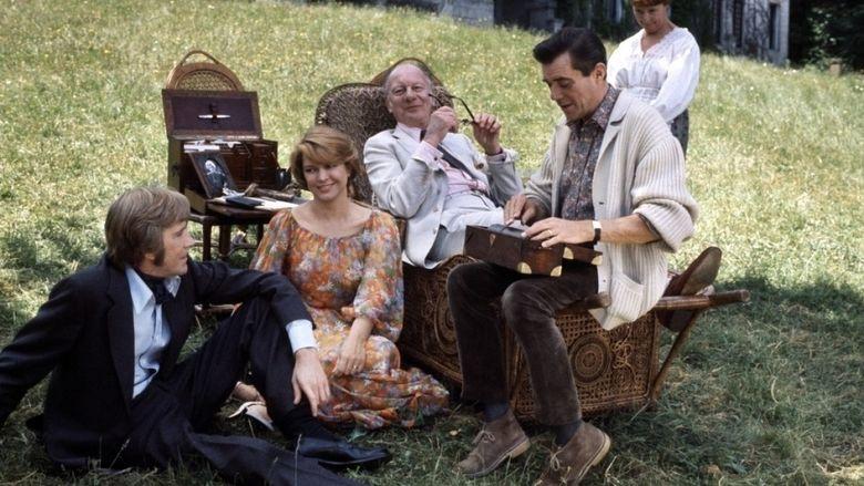 Providence (1977 film) movie scenes