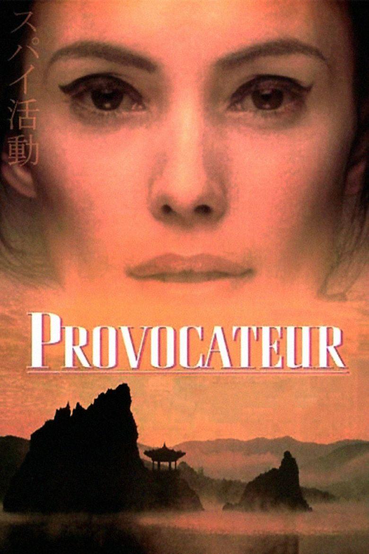 Provocateur (film) movie poster