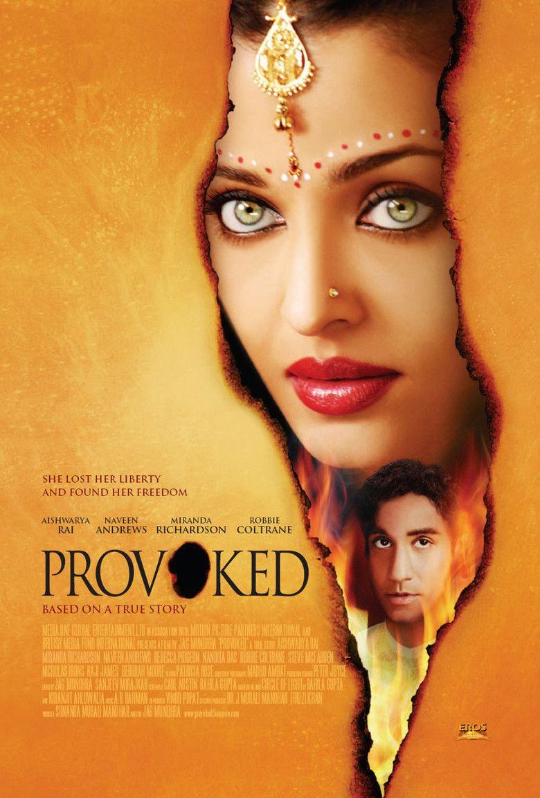 Filme indiene Provoked <br> Aishwarya Rai (2006)