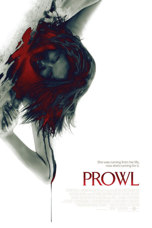 Prowl (film) movie poster