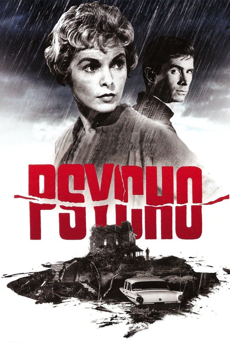 Image result for Psycho (1960)