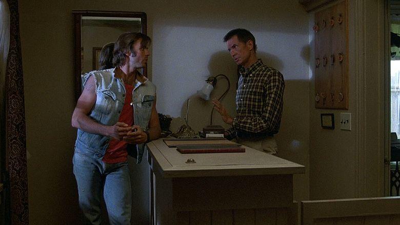 Psycho III movie scenes