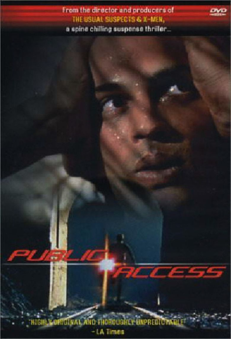 Public Access movie poster