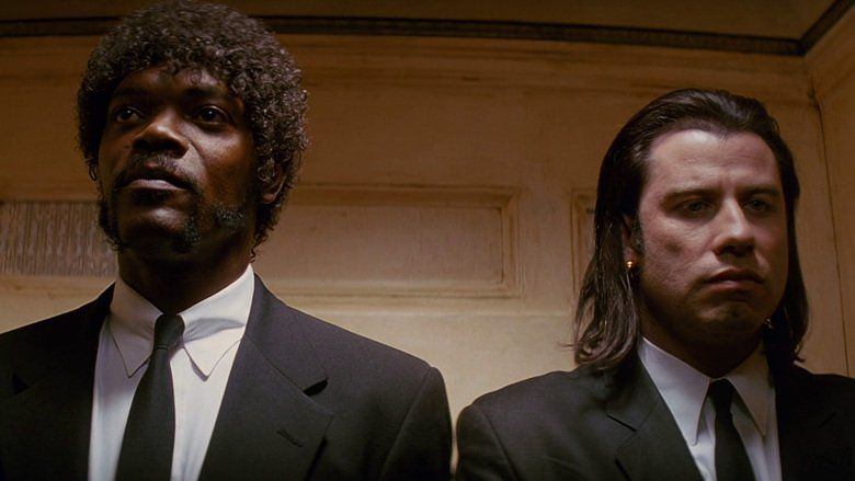 Pulp Fiction movie scenes