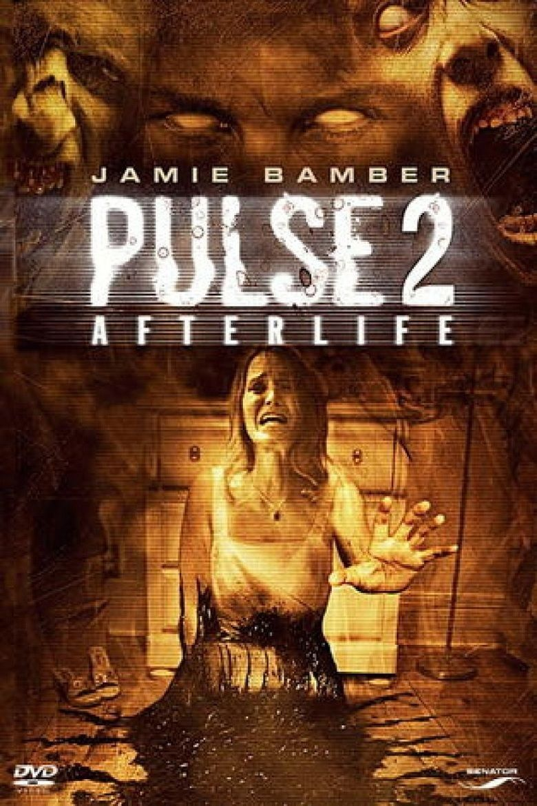 Pulse 2: Afterlife movie poster