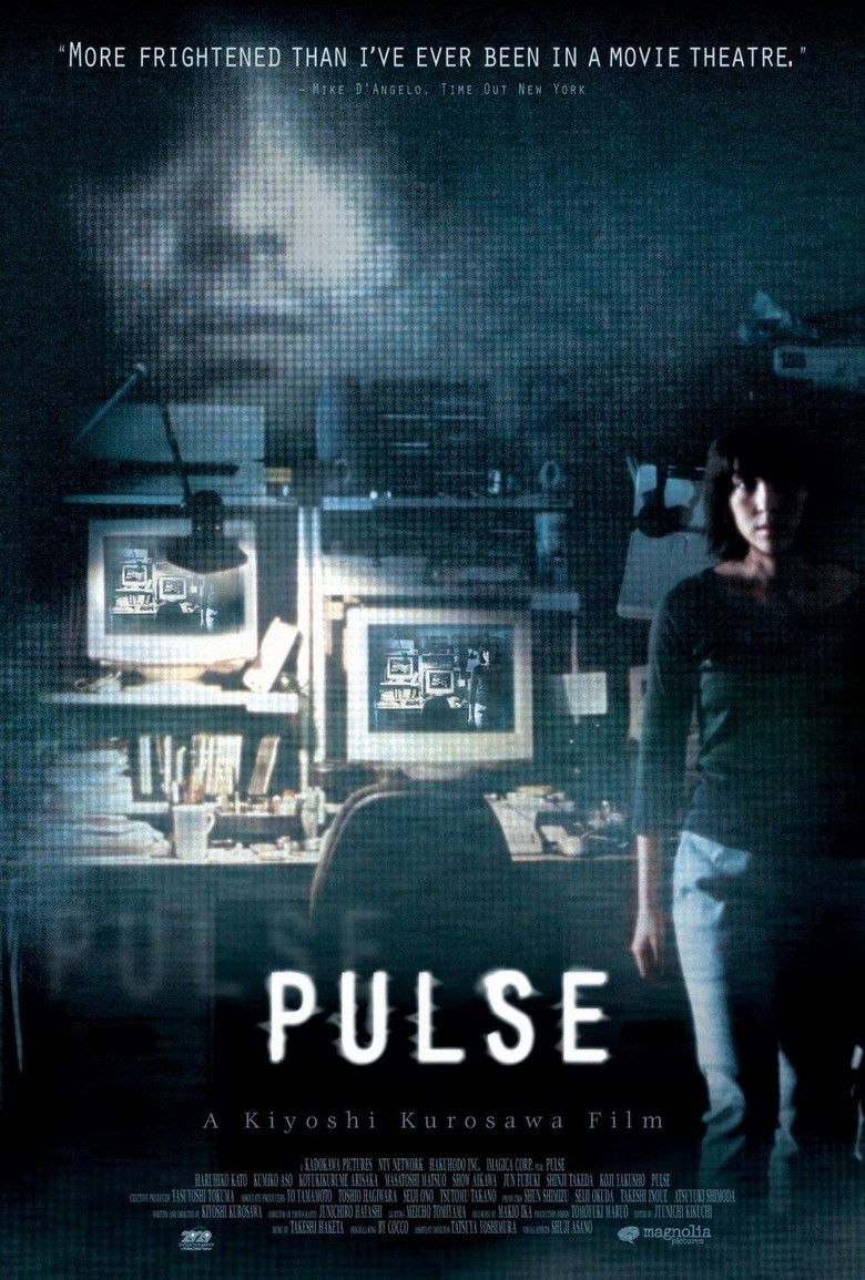 Pulse (2001 film) movie poster