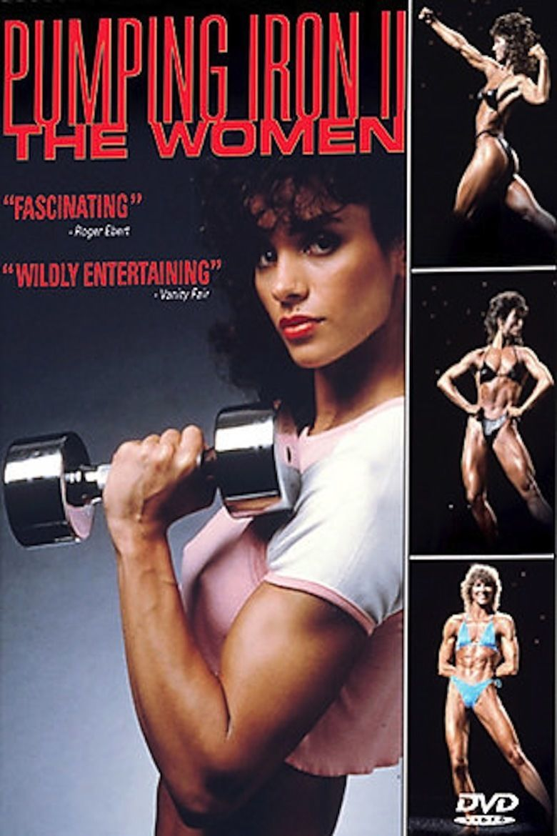 Pumping Iron II: The Women movie poster