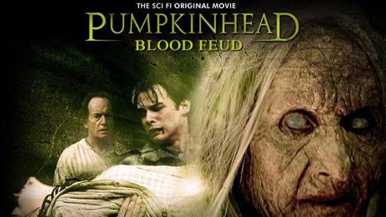 Pumpkinhead: Blood Feud movie scenes