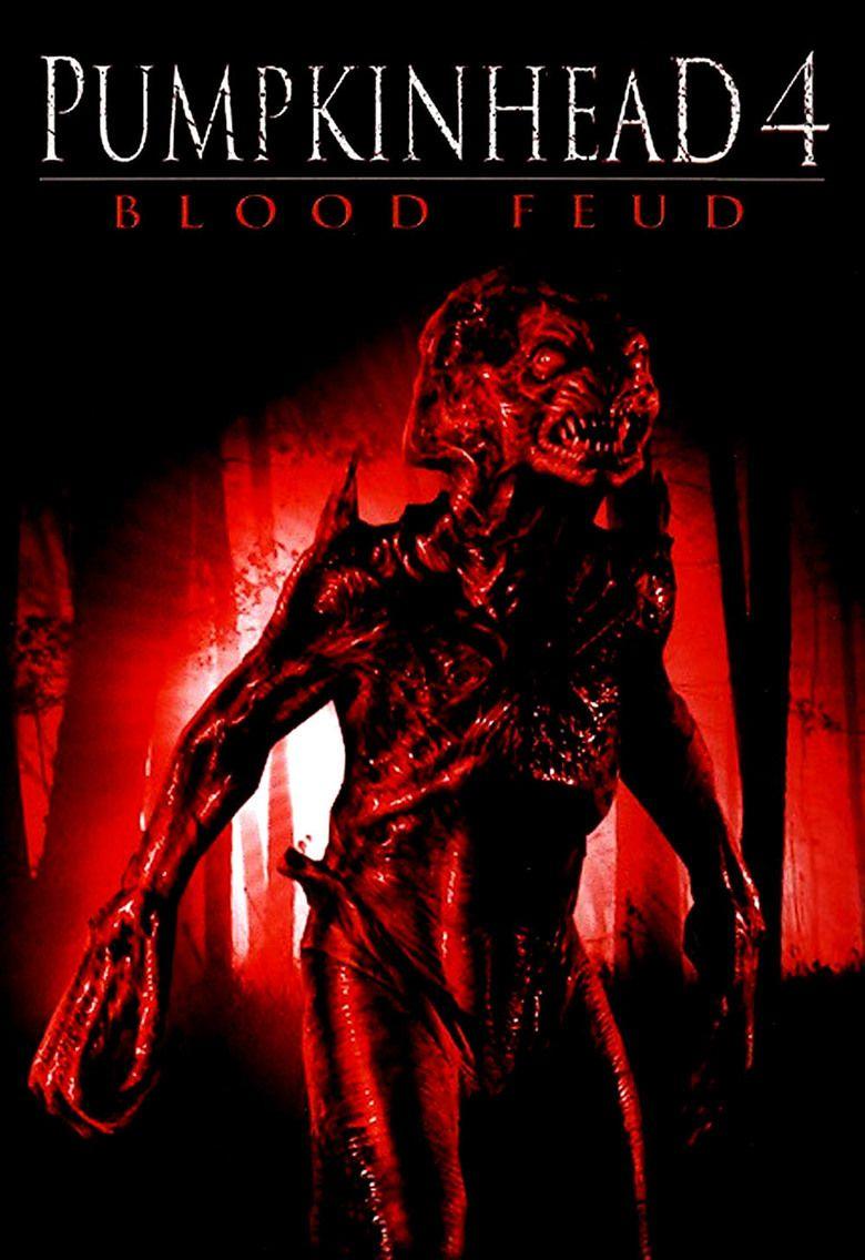 Pumpkinhead: Blood Feud movie poster