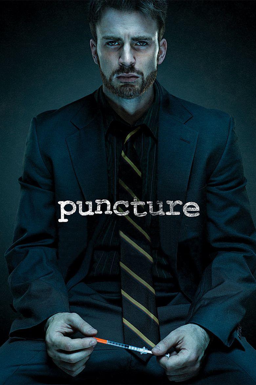 Puncture (film) movie poster