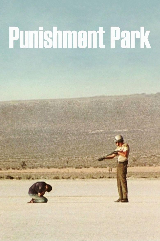 Punishment Park movie poster