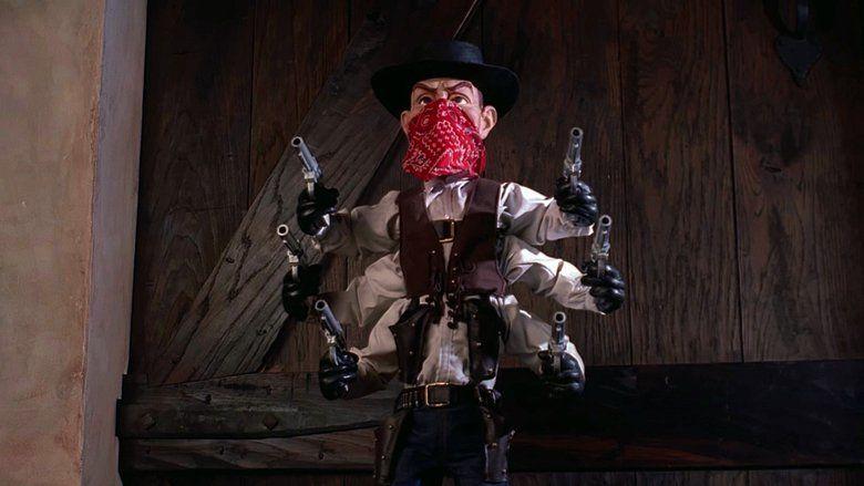 Puppet Master III: Toulons Revenge movie scenes