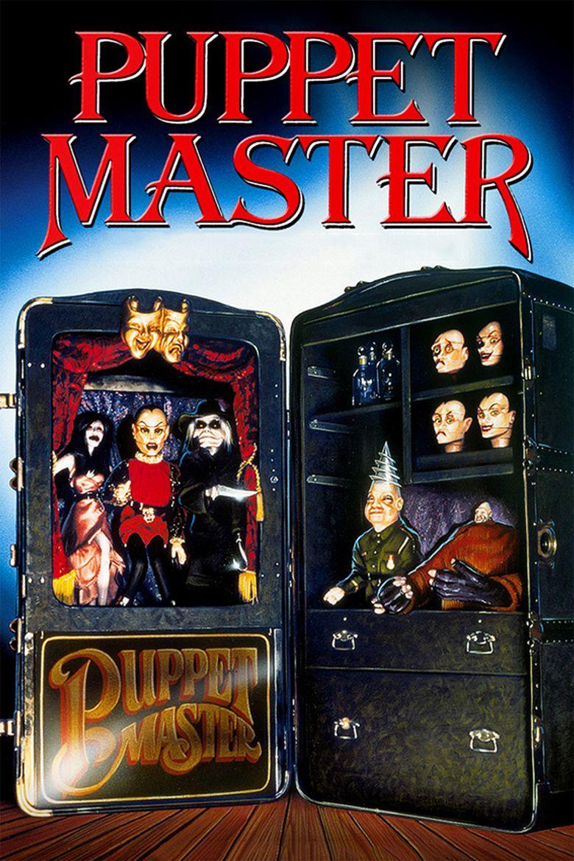 Puppet Master (film) movie poster