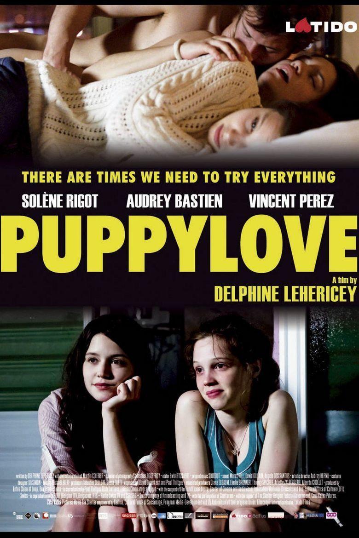 Puppylove movie poster
