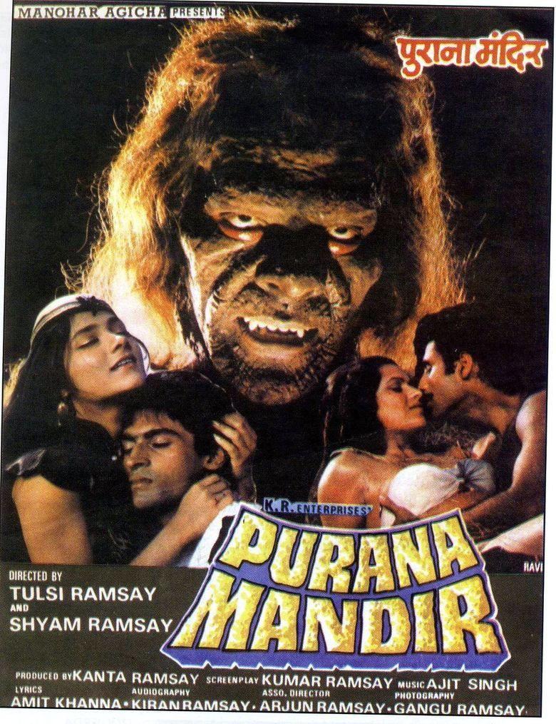 Purana Mandir movie poster