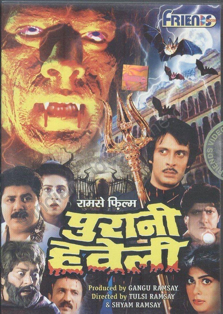 Purani Haveli (film) movie poster