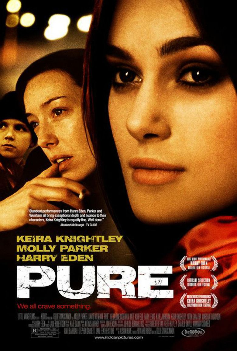 Pure (2002 film) movie poster