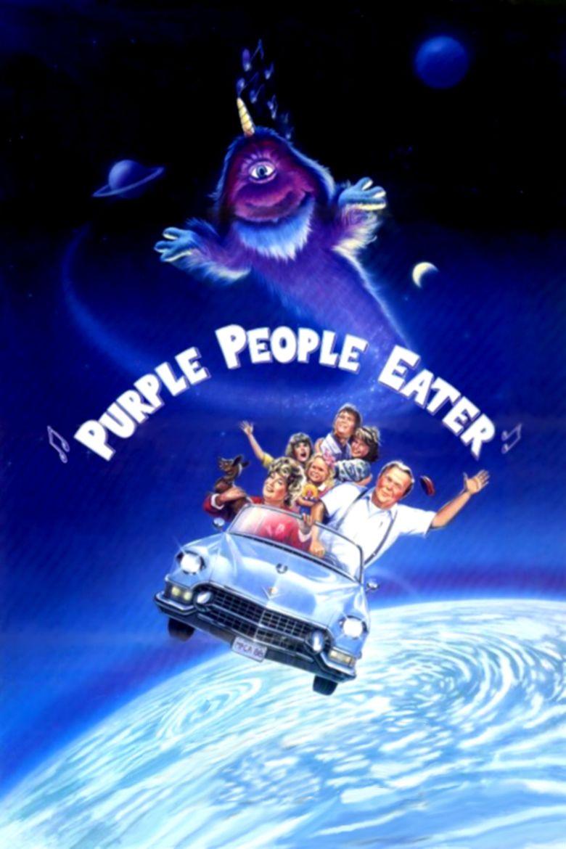 Purple People Eater (film) movie poster