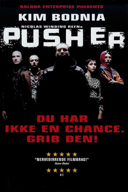 Pusher (1996 film) movie poster