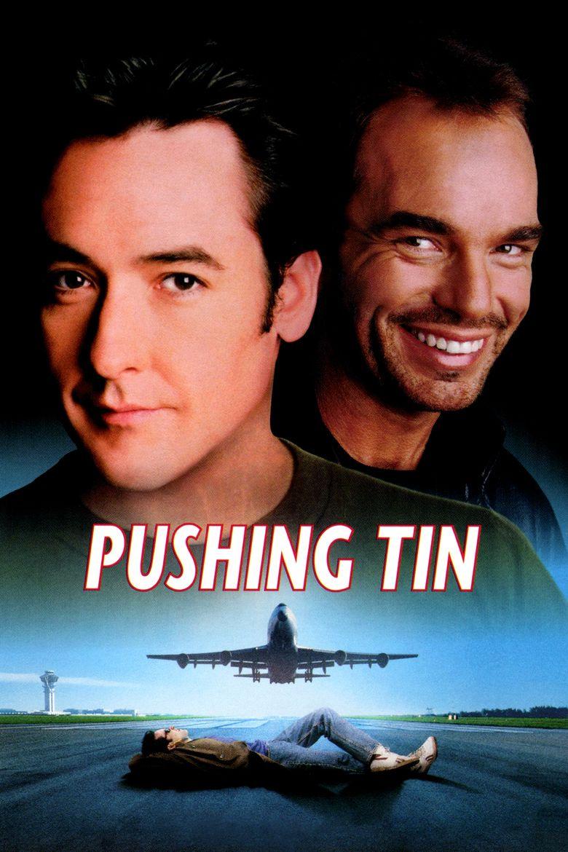 Pushing Tin movie poster