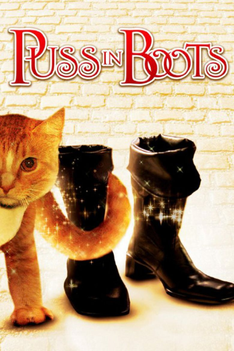Puss in Boots (1988 film) movie poster