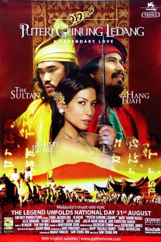 Puteri Gunung Ledang (film) movie poster