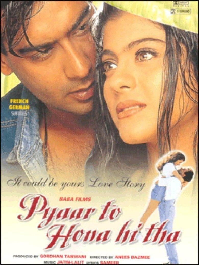 Pyaar To Hona Hi Tha movie poster