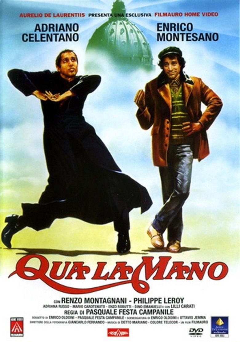 Qua la mano movie poster