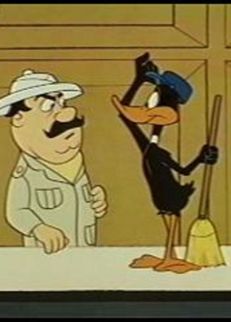 Quacker Tracker movie poster