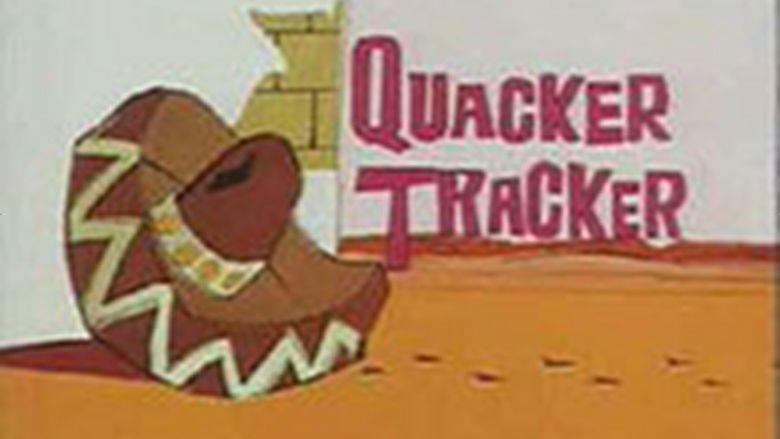 Quacker Tracker movie scenes