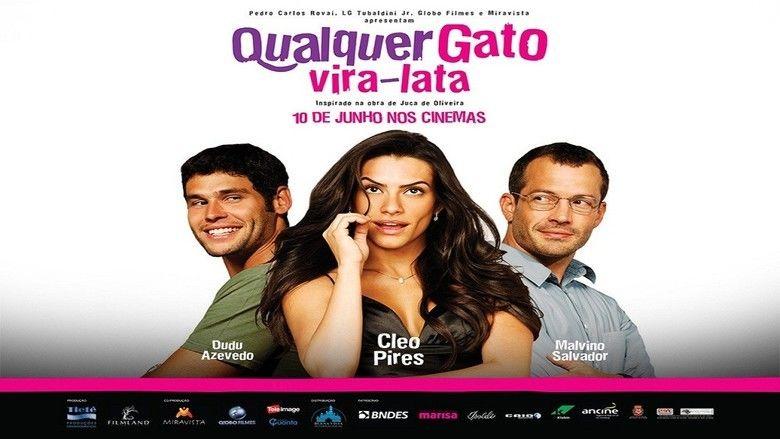 Qualquer Gato Vira Lata movie scenes
