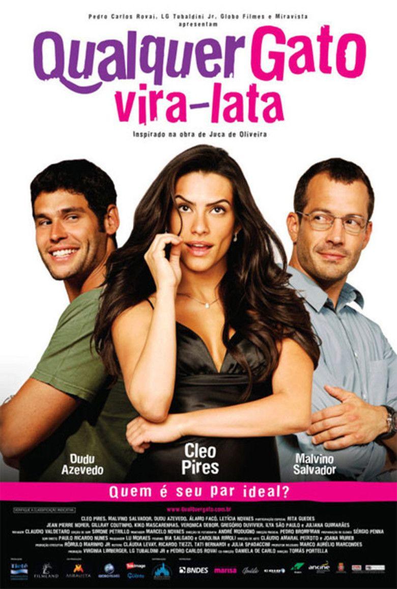 Qualquer Gato Vira Lata movie poster