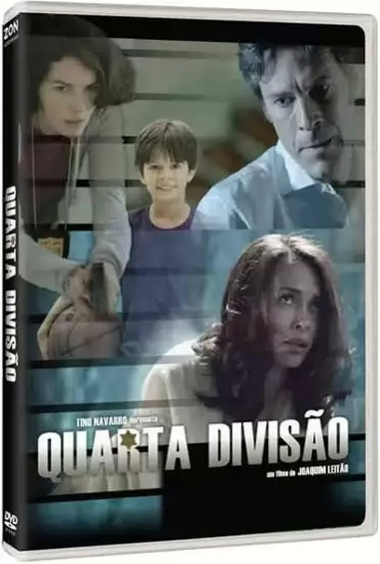 Quarta Divisao movie poster