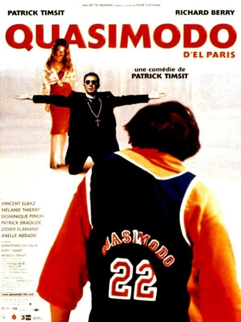 Quasimodo dEl Paris movie poster