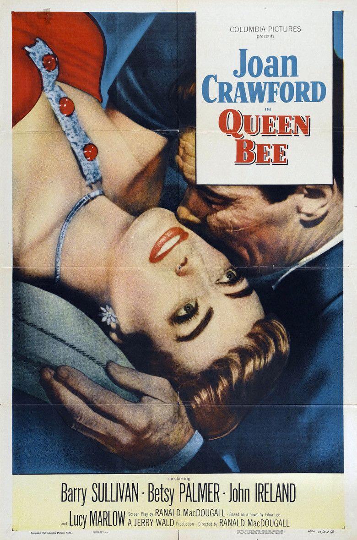 Queen Bee (film) movie poster