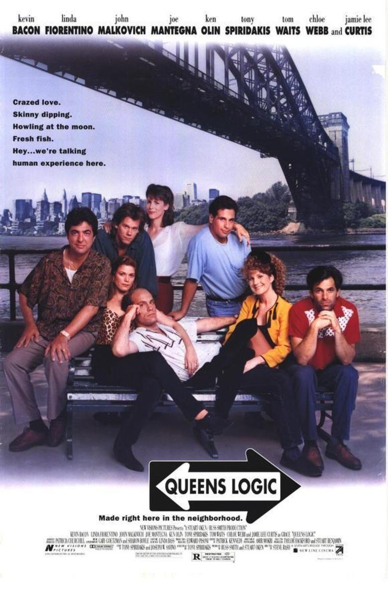 Queens Logic movie poster