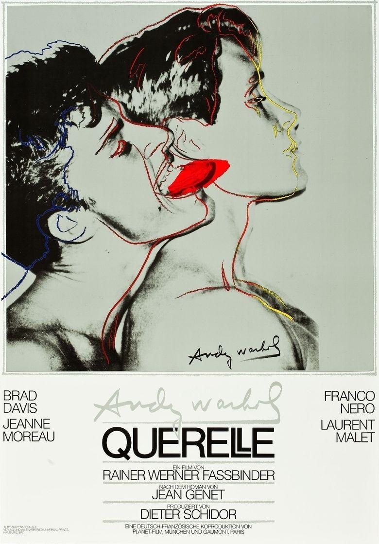 Querelle movie poster