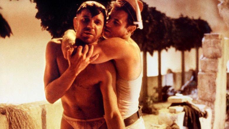 Querelle movie scenes