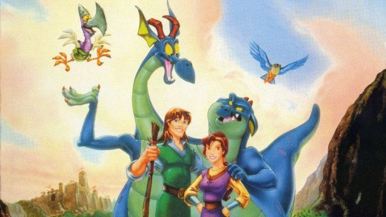 Quest for Camelot movie scenes