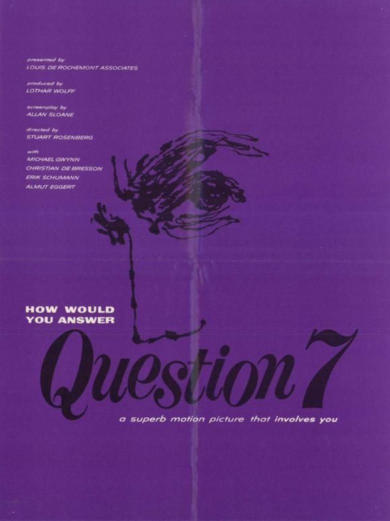 Question 7 movie poster