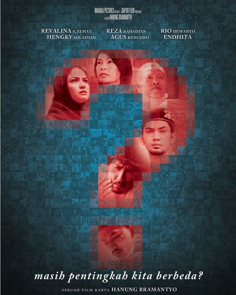 Question Mark (film) movie poster