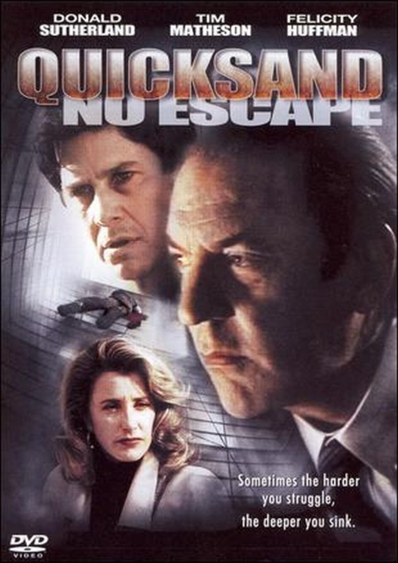 Quicksand: No Escape movie poster