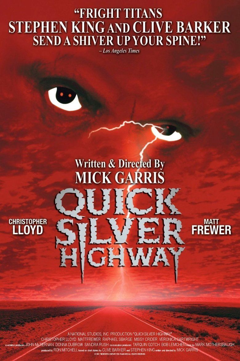 Quicksilver Highway movie poster
