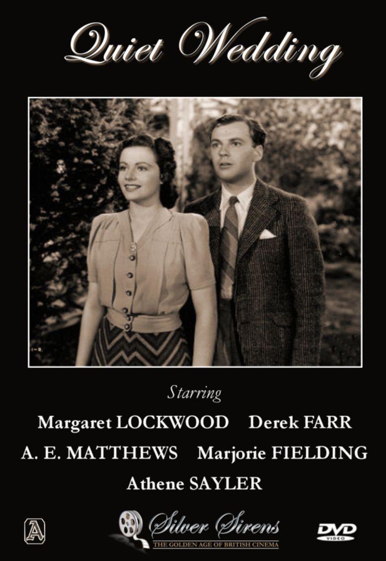 Quiet Wedding movie poster