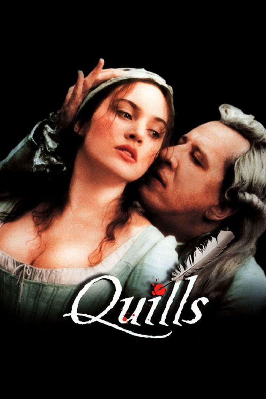 Quills movie poster